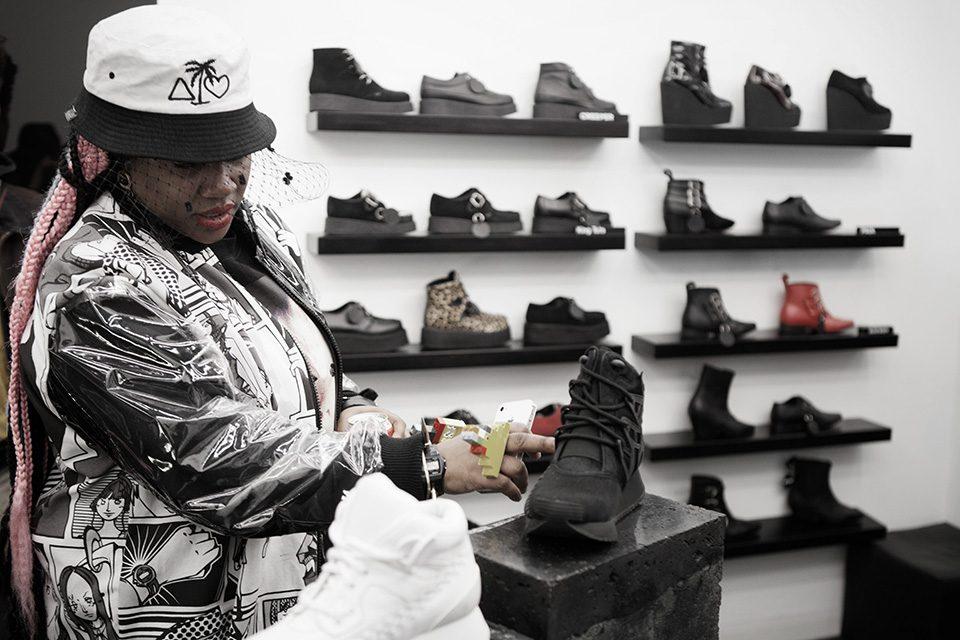 Nox Soho Store Shoes