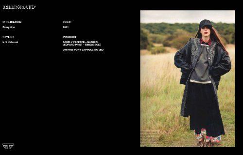 Press Features Gallery - Independents Stylist: Ichi Katsumi