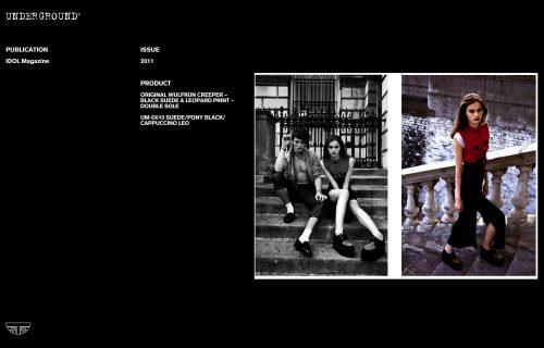 Press Features Gallery - Independents UM-D010 SUEDE/PONY BLACK/CAPPUCCINO LEO