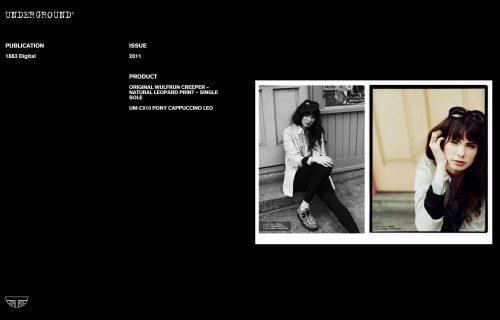 Press Features Gallery - Independents UM-C010 PONY CAPPUCCINO LEO