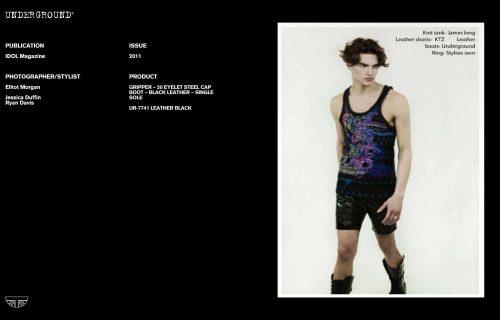 Press Features Gallery - Independents Photographer/Stylist: Elliott Morgan Jessica Duffin Ryan Davis