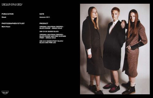 Press Features Gallery - Independents Photographer/Stylist: Mark Kean