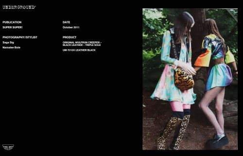 Press Features Gallery - Independents Photographer/Stylist: Saga Sig Namalee Bole