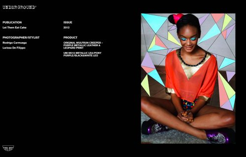Press Features Gallery Independents 2012 Photographer/Stylist: Rodrigo Carmuega Larissa De Filippo