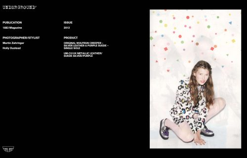 Press Features Gallery - Independents 2012 Photographer/Stylist: Martin Zahringer Holly Oustead