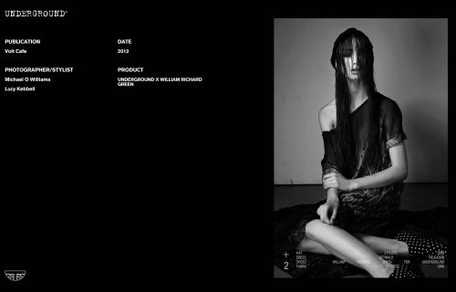 Press Features Gallery - Independents 2012 Photographer/Stylist: Michael O'Williams Lucy Kebbell