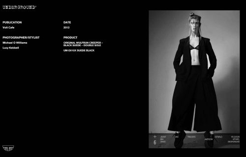 Press Features Gallery Independents 2012 Photographer/Stylist: Michael O'Williams Lucy Kebbell
