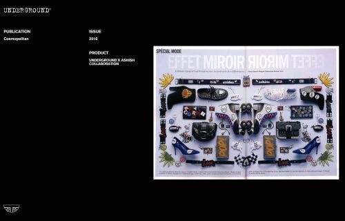 Press Features Gallery - Cosmopolitan Underground X Ashish