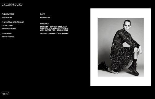 Press Features Gallery - Vogue Japan Photographer/Stylist: Luigi & Lango Anna Dello Russo