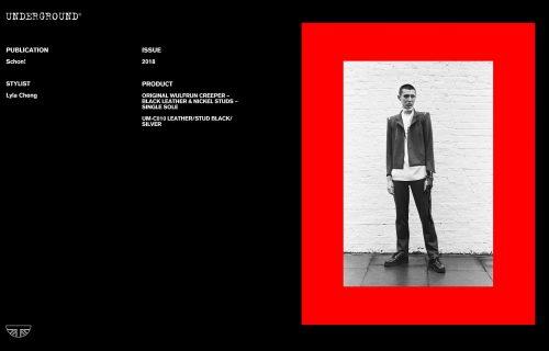 Press Features Gallery - Schon! Stylist: Lyla Cheng