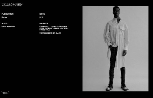 Press Features Gallery - Hunger Stylist: Giulio Ventensei