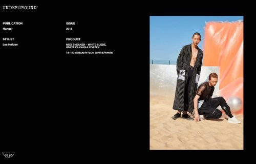 Press Features Gallery - Hunger Stylist: Lee Holden