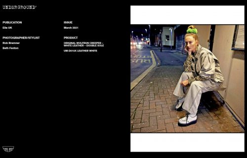 Press Features Gallery - Elle Photographer/Stylist: Rob Bremner Beth Fenton
