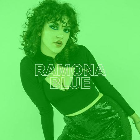 Ramona Blue press photo - Underground Bands blog