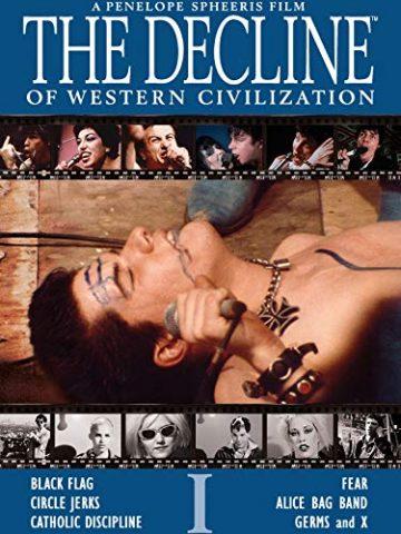 THE DECLINE OF WESTERN CIVILISATION