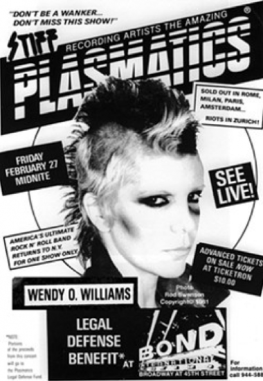 The Plasmatics 5