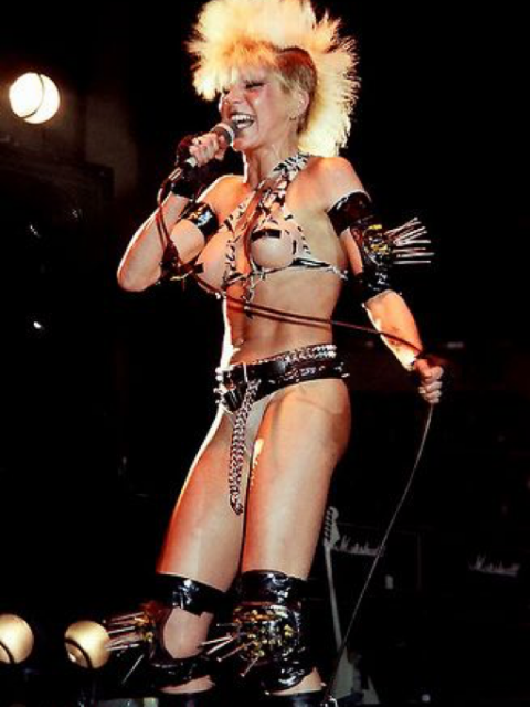 The Plasmatics 8