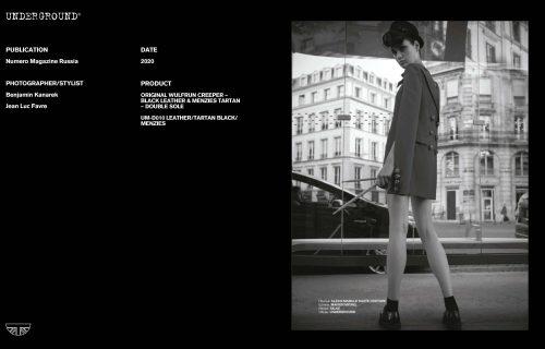 Press Features Gallery - Independents 2020 Photographer/Stylist: Benjamin Kanerek Jean Luc Favre