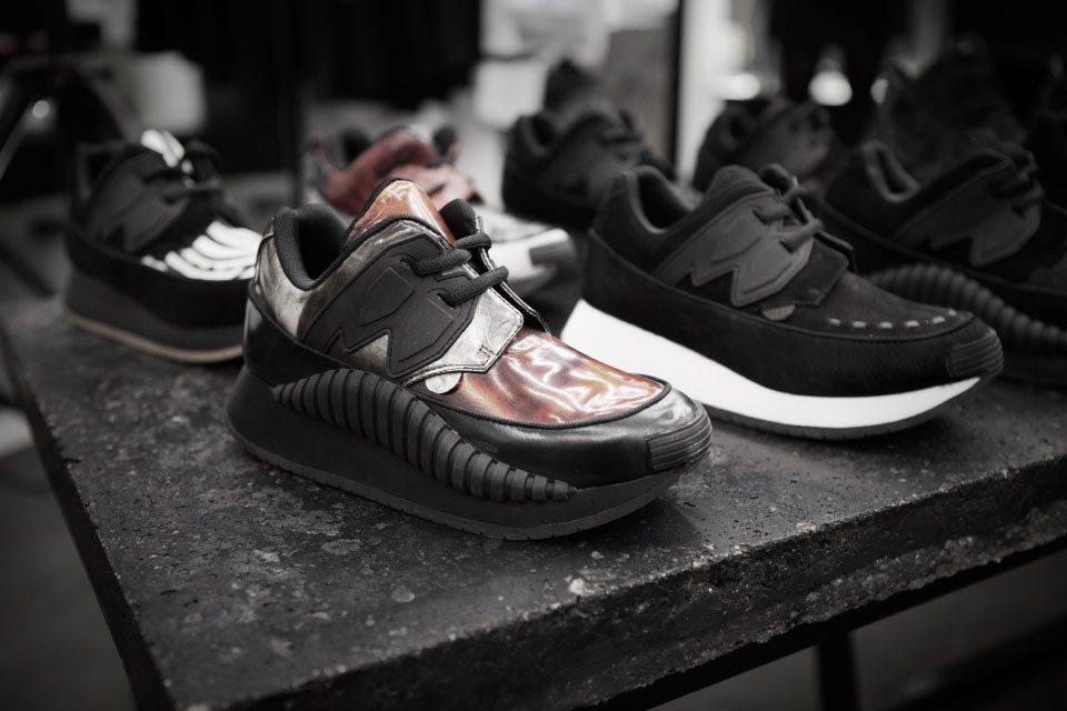 Underground Shoes Nox Sneakers