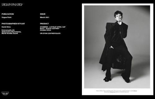 Press Features Gallery - Vogue Paris