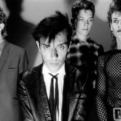 bauhaus iconic goth bands