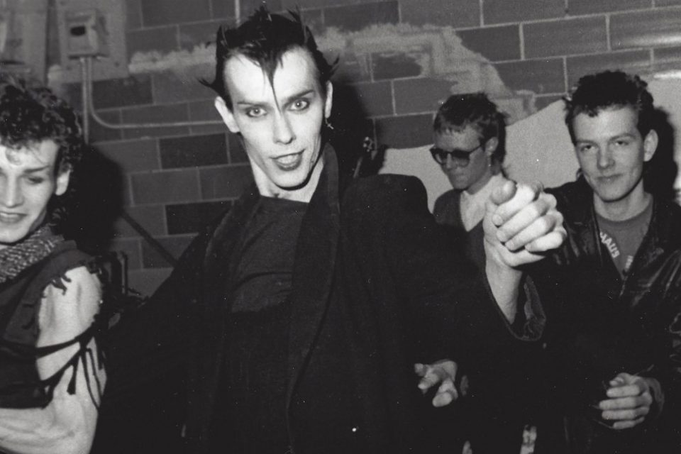 history of goth rock