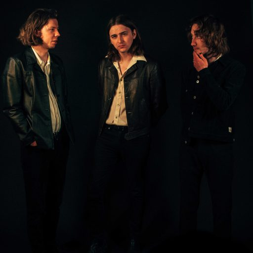 The Howlers band photo