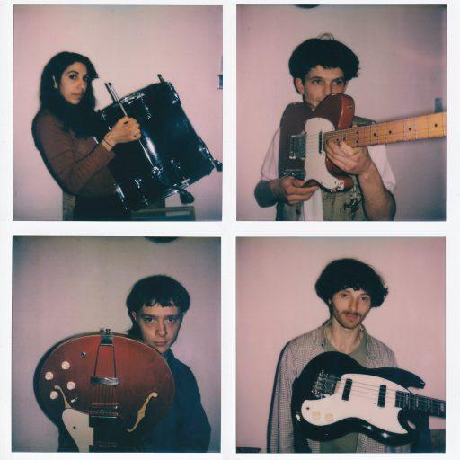 Holiday Ghosts band photo - Underground England Bands blog