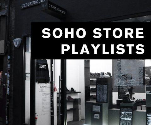 Spotify London Store