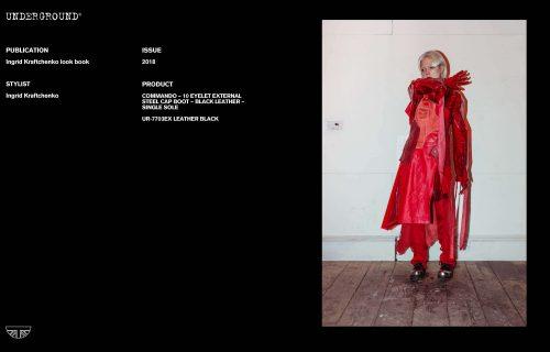 Press Features Gallery - Independents 2018 Stylist: Ingrid Kraftchenko